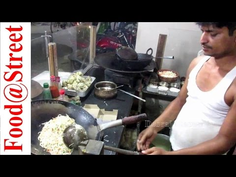 Egg Chowmein (Noodles) Indian Street Food of Kolkata  Bengali Street Food India || Food at Street