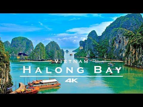Halong Bay - Haiphong, Vietnam 2017 [4K]