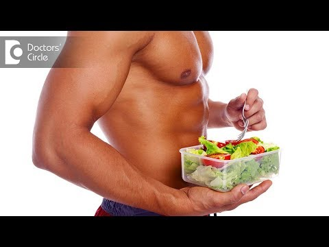 Diet plan to increase muscles, bone weight and body fat - Ms. Sushma Jaiswal