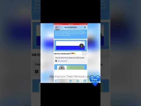 How to delete your imvu account