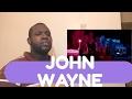 Lady Gaga- John Wayne Reaction