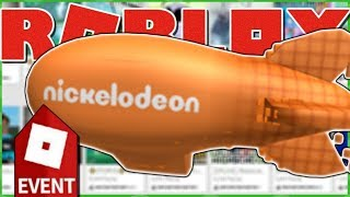 HOW TO GET THE BLIMP TROPHY!! (ROBLOX NICKELODEON KIDS