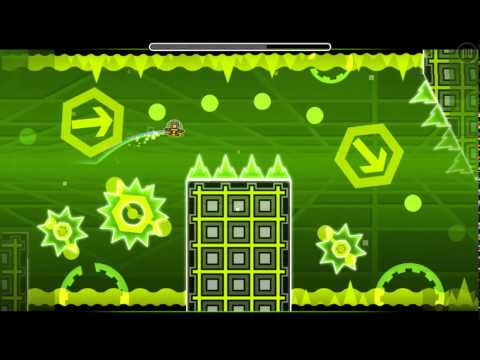 Geometry Dash | Beginning of Time by Viprin | Online Levels [1.9] | (Harder)