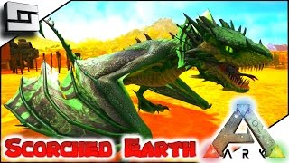 Scortched Earth Map.Ark Scorched Earth Rock Elemental Taming E13 Scorched Earth