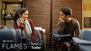 FLAMES Season 2 | Trailer | All episodes releasing 18th October on TVFPlay and MX Player