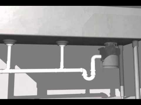 The Drain Strainer - How It Works - Commercial Disposal Alternative