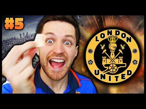LONDON UNITED! #5 - Fifa 15 Ultimate Team