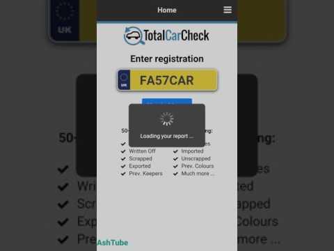 Total Car Check App Review