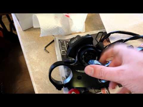 Yamaha R6 R1 worn ignition with immobilizer new red key cut stiff turn sticky problem