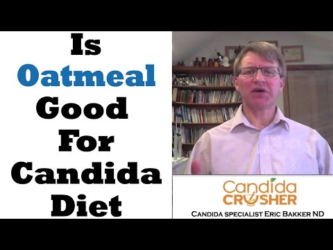 Is Oatmeal Ok on Candida Diet?