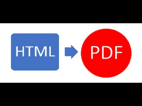 Convert html to pdf by using dompdf