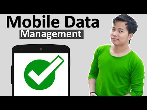 Mobile Data management , Recover deleted data , transfer data, backup mobile data