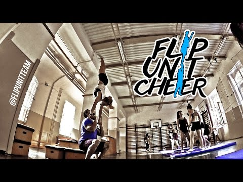 Flip Unit Cheerleaders | SZEGED