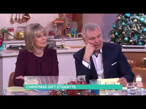 Should I Buy My Boyfriend's Parents a Gift? | This Morning