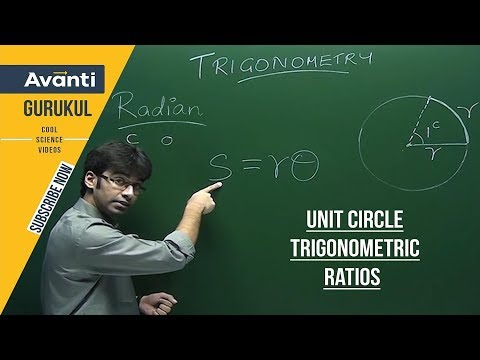 Radian | Arc length | Degree to Radian | Trigonometry Class 11