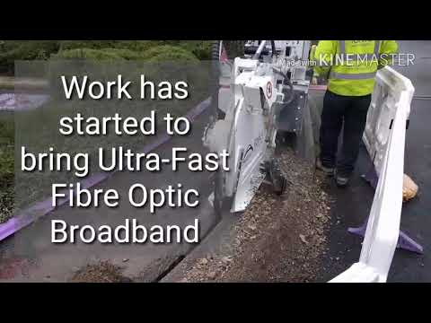 York's UFO has landed...Ultra-fast fibre optic comes to 40,000 more homes