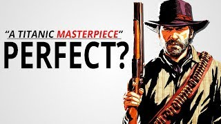 """Why Red Dead Redemption 2 Is Considered """"perfect"""""""