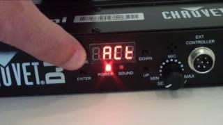 DMX Lighting Tutorial Part 3: Dip Switches   UniqueSquared