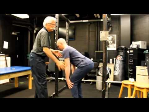Dr. Stuart McGill - How big of a back arch should there be?