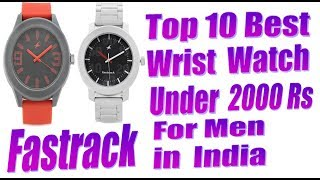 92900214173 Top 10 Best Wrist Watches under 500 Rs in India for Men. - 9videos.tv