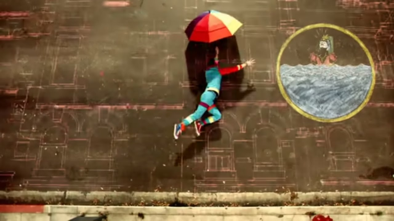 Coldplay - Strawberry Swing (Official Video)