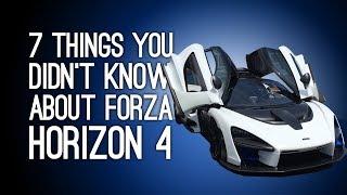 Forza Horizon 4: 7 Things You Didn