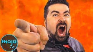 Top 10 Angry Joe Moments