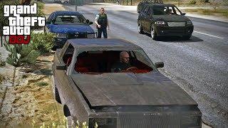 GTA 5 Roleplay - DOJ 380 - A Friends Car