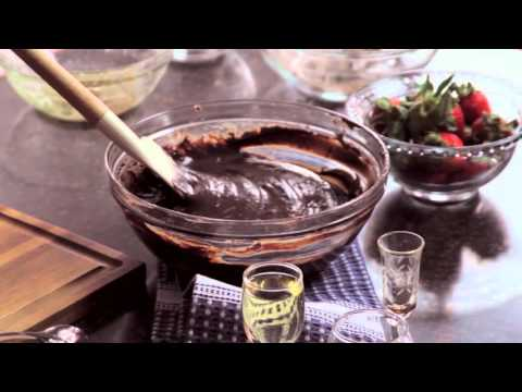 Valentine's Day Special: Tipsy Brownies and Drunken Strawberries | Made To Order | Chef Zee Cooks
