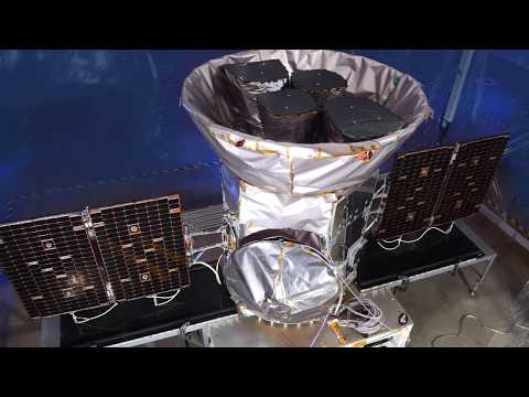 TESS Undergoes Integration and Testing