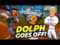 ZIGGLER GOES HAM Super Mega Baseball 2 WWE Edition
