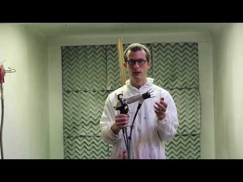 How to Use an Electrostatic Spray Gun