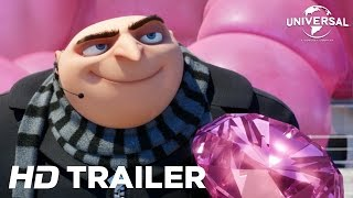 Despicable Me 3 Official Trailer 1 (Universal Pictures) HD