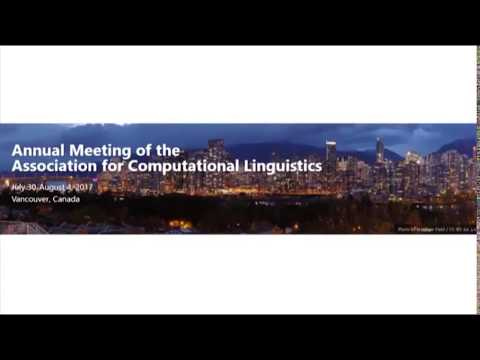 Neural AMR  Sequence to Sequence Models for Parsing and Generation  | ACL 2017