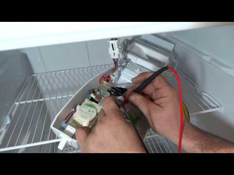 Kenmore Refrigerator Not Cooling at All - Defrost Timer and Cold Control