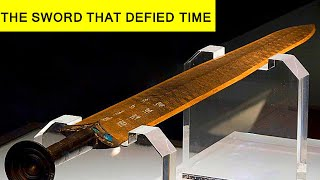 Archaeologists Discovered A Preserved 2,400 Year Old Weapon.The Mysterious Sword That DEFIED Time
