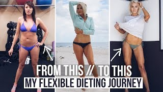Flexible Dieting CHANGED My Life -- Full Day of Low Carb Eating