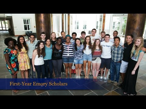 Emory Scholars Grounded in Community