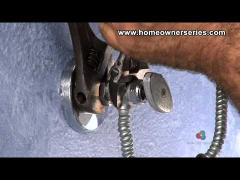 How to Fix a Toilet - Water Supply Valve Replacement - Part 2 of 2