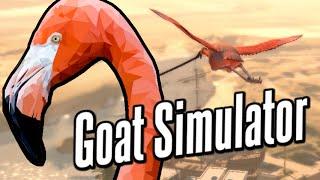 FENICOTTERO SIMULATOR!! - Goat Simulator Payday #2