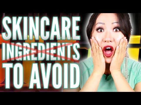 Top 4 Skincare Ingredients to Avoid that YOU Might be Using!🙀