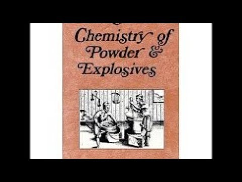 Book Review: The Chemistry of Powder and Explosives