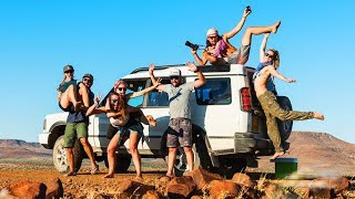 Namibian Desert! Camping, Getting Lost and Breaking Down... Sailing Vessel Delos Ep. 148