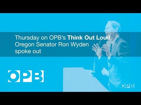 Oregon Senator Ron Wyden Calls for Comey to Testify Publicly