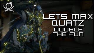 Lets Max (Warframe) E1 - Burston Prime and Gilded Truth
