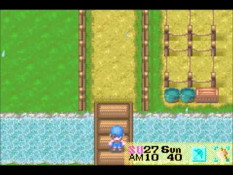 Let's Play Harvest Moon: Friends of Mineral Town 32: House Upgrade