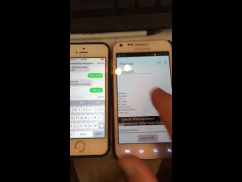 Free Text App for android