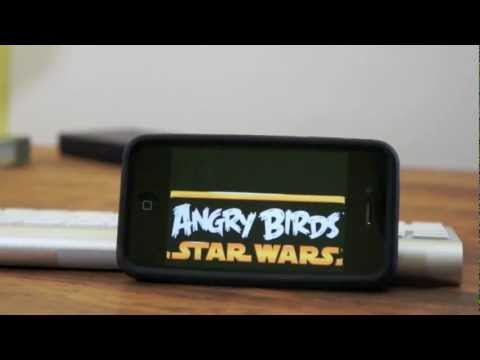 Angry Birds Star Wars App Review for iPhone, iPad, iPod Touch