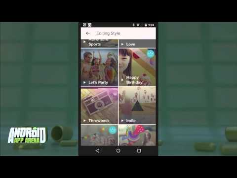 Android App Arena 41: Photo and Video Collage