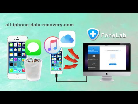 [FoneLab]: Three Ways to Recover Deleted SMS Text Messages from iPhone 5S